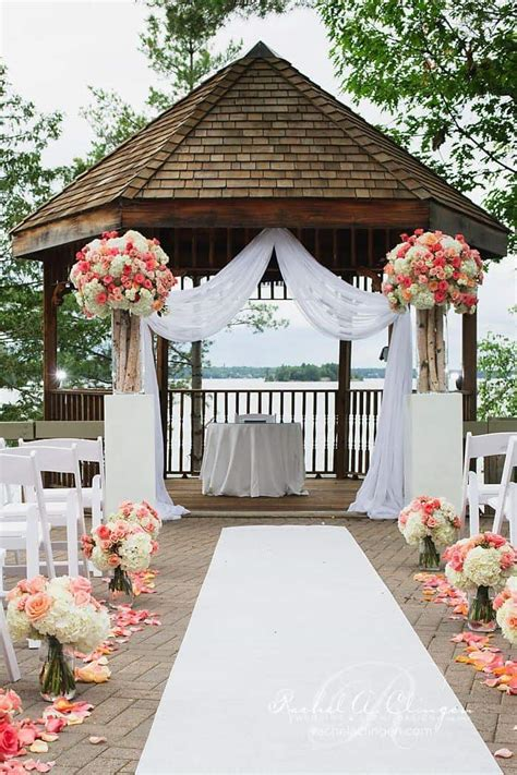 Outdoor Wedding Decorations by 23 Stunningly Beautiful Decor Ideas For The Most
