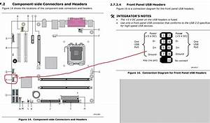 I Can U0026 39 T Understand Where To Connect My Front Panel Usb