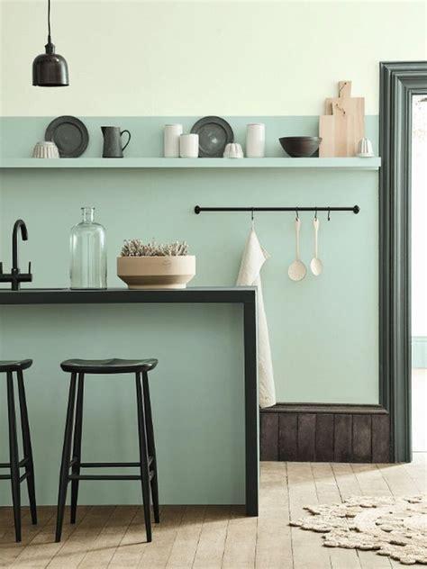 deco cuisine vert déco salon cuisine vert d 39 eau listspirit com leading