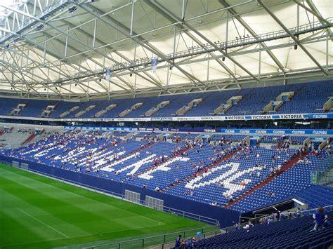 All information about fc schalke 04 (2. Veltins Arena (Arena auf Schalke) - StadiumDB.com