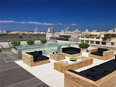 Outdoor Deck Furniture Rooftop Deck Design Ideas Rooftop