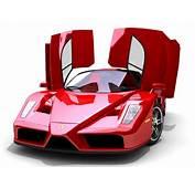 Tutorials3Dcom  Modelo 3D Ferrari Enzo