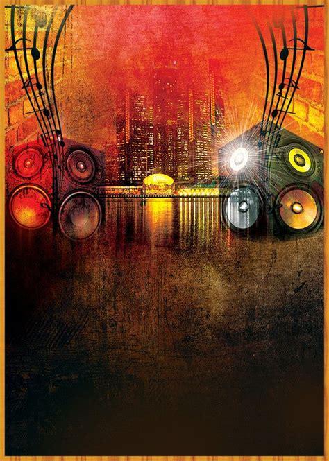 cool creative background poster djkenna