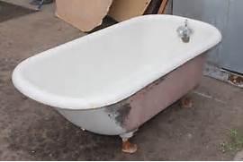 Antique Cast Iron Bathtub Feet by Antique Clawfoot Bathtub 5ft Bath Tub Claw Foot Cast Iron EBay