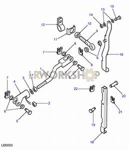 Rod Assembly - Lt77s - Without Pivot