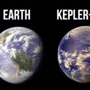 Could there be life on this planet?