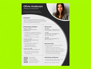 resume template free download microsoft word officedez With open office newsletter templates