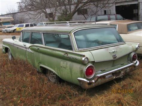 sell   ford galaxie station wagon  garland