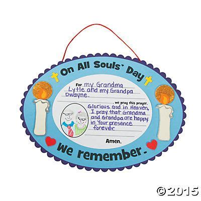 all souls day craft kit all saints and all souls 632 | 5920a98e95ad135553f01def5458a572