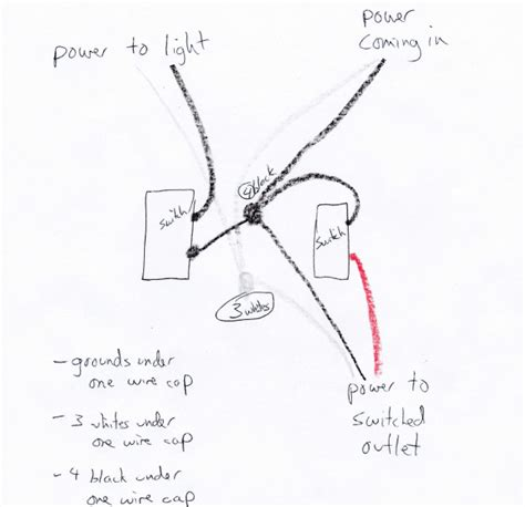 2 Switch 1 Light Diagram by Electrical How Should I Wire 2 Switches That 1