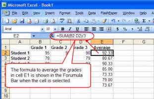 Excel Formula Cell