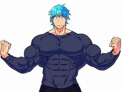Rio Biceps Deviantart Deyez Anime Gifs Animation