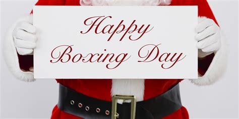 what is boxing day what is boxing day and why do canadians celebrate it
