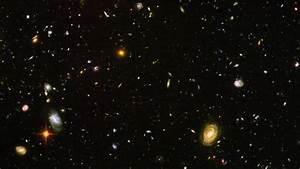 Hubble Deep Field Wallpaper - WallpaperSafari
