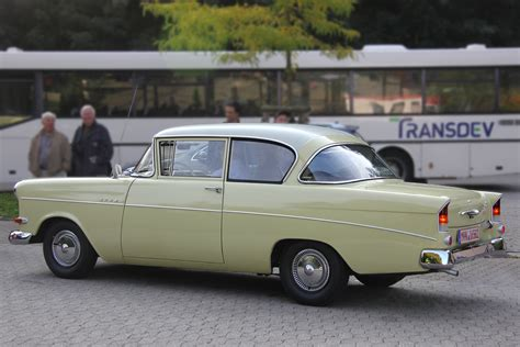 1959 Opel Olympia Rekord Information And Photos Momentcar
