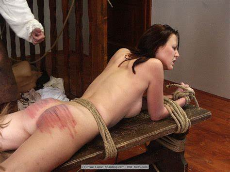 Up And Punished Painful In The Dogging