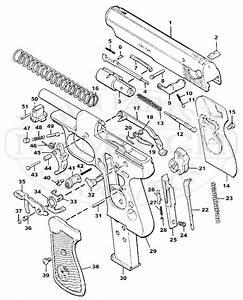 38h 32 Pistol  Accessories