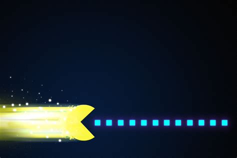 pacman background pac hd wallpaper and background image 3000x2000
