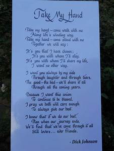 wedding readings poem and reading on pinterest With poems for wedding ceremony
