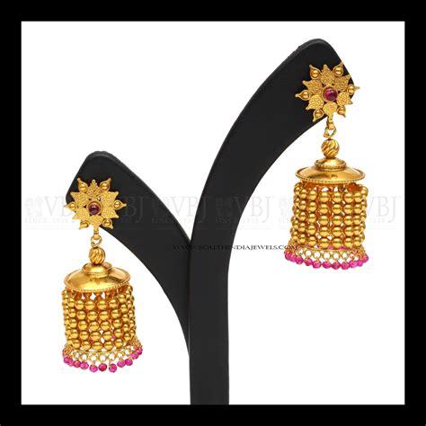 Latest Kammalu Buttalu Designs ~ South India Jewels
