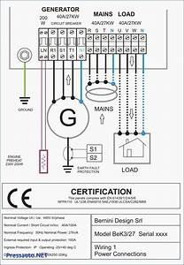 Electrical Wiring   Ats Panel Wiring Diagram Pdf 4 Pole Contactor Of House Distr Diagrams