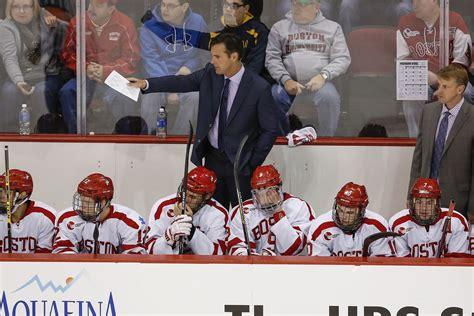 Max Prawdzik Leaves Bu For Nahl Sb Nation College Hockey