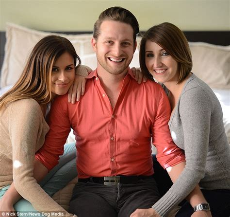 Adam Lyons Has Two Live In Girlfriends But Now Wants