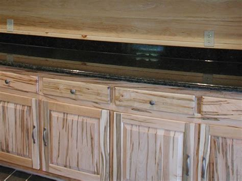 wormy maple ambrosia cabinets rustic kitchen maple