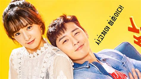 Fight For My Way by Park Seo Joon And Ji Won Show Their Refreshing