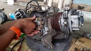 Honda Activa Full Engine Fitting