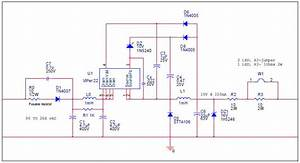 White Led Driver Constant Current Non Isolated Transfomerless 230v Circuit Diagram