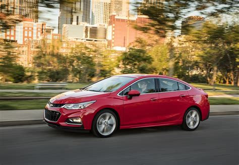 Chevrolet Cruze by 2016 Chevrolet Cruze Earns 42 Mpg Rating Gm Authority