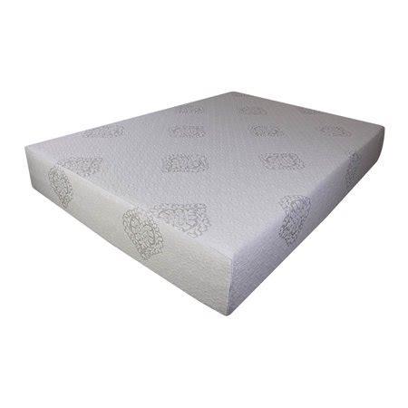 memory foam mattress walmart 10 in memory foam mattress walmart
