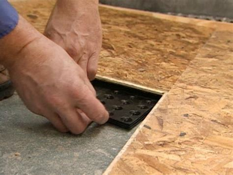 subfloor options  basements hgtv
