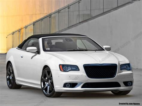 Chrysler Financial Interest Rates by 2015 Chrysler 300 Coupe Convertible Concept Conceptual