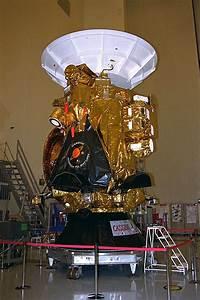 ESA Science & Technology: Cassini spacecraft on display