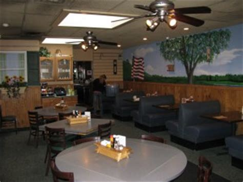 Main Dinning Area At Cherry Valley Backyard Grill And Bar