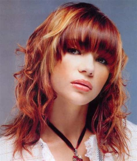 Long Hairstyles with Bangs Women Hairstyles