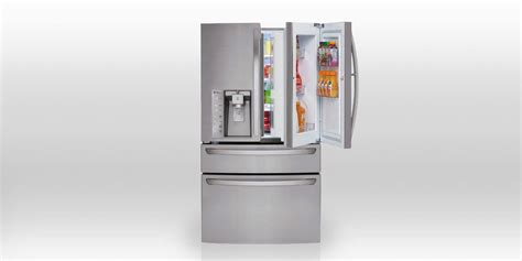 12 Best French Door Refrigerator Reviews 2016 Shutter And Front Door Color Ideas With Window That Opens Doors Limerick Modern Steel French Refrigerator 32 Inches Wide Images Of Cafe San Francisco Insulated