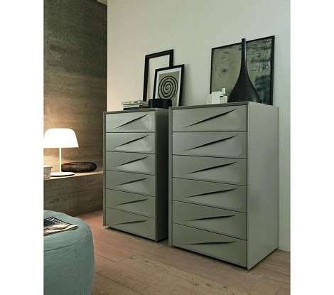 Dreamfurniturecom  Genesis  Modern Tall Chest