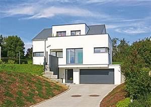 Haus Mit Tiefgarage : einfamilienhaus der familie ziegler von fertighaus weiss moderne h user pinterest ~ Indierocktalk.com Haus und Dekorationen