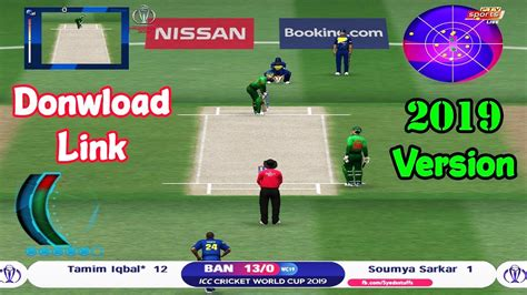 There were many logical reasons for which cricket 19 features 9 major tournaments including new exhibition matches in ea sports cricket 07 containing all the latest stuff like the latest. EA Sports Cricket 2019 Free Download Link Full Version For ...