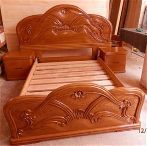 venta de camas en madera cedro posot class muebles art