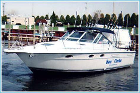 Charter Boat Fishing Grand Haven by Seacrete Fishing Charters Port Of Grand Haven Michigan