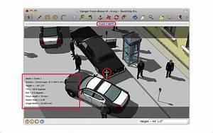 Creating an ACT camera SketchUp Knowledge Base