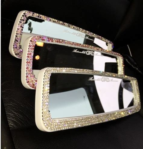 girly jeep accessories unique gift rhinestone bling car accessories for women