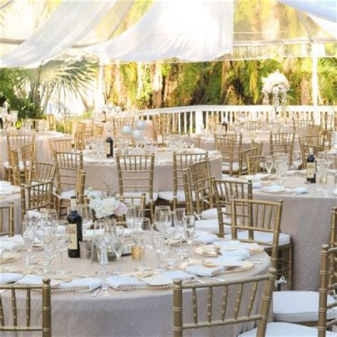 clear tent gold chiavari chairs gold glass beaded