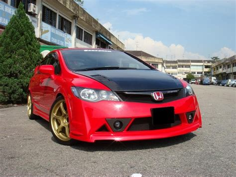 Chemonk Modified Rr by Honda Civic Mugen Rr Sport Cars