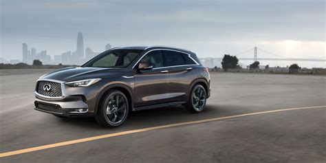 2018 infiniti qx50 fully unveiled in la photos