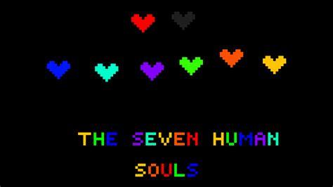 The 7/8 Human Souls (undertale) By Bonbon2131